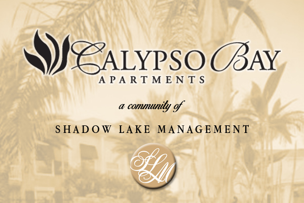 Calypso Bay Apartments Logo