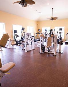 Calypso Bay Gym