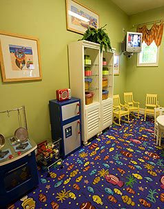 Calypso Bay Playroom