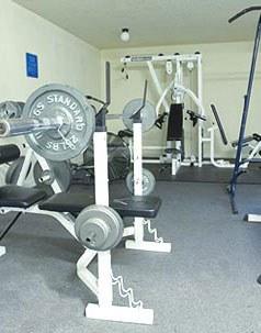 Relais Esplanade Exercise Room