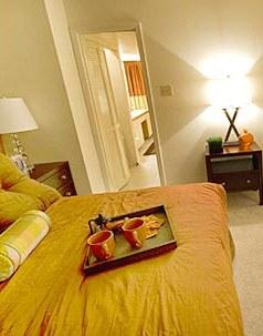 Riverview Villa Master Bedroom
