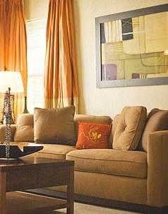 Riverview Villa Living Room