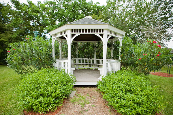 Riverview Villa Gazebo
