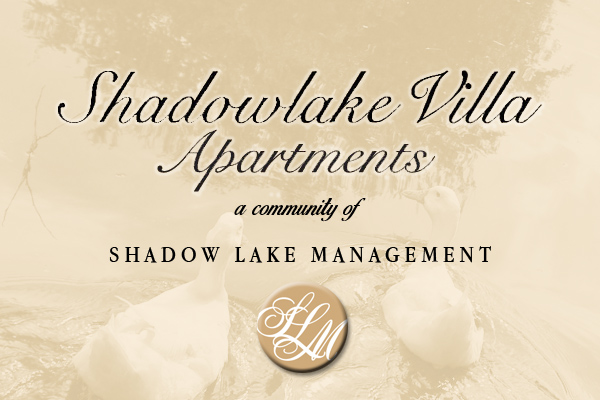 Shadowlake Villa Apartments Logo