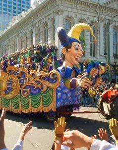 Mari Gras Parade